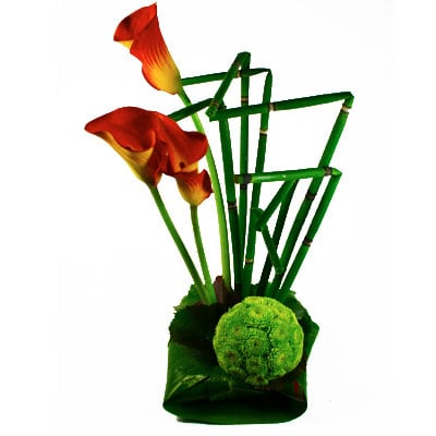 Mesmerizing Callas Floral Arrangement