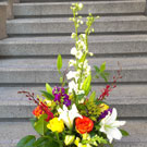 Urban Giant Floral Arrangement